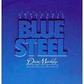 Cordes Guitare �lectrique Dean Markley Blue Steel 2552 Light Tirant 9-42