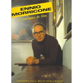 ENNIO MORRICONE 12 musiques de films