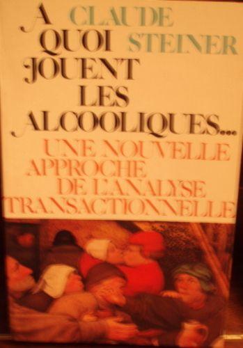 A quoi jouent les alcooliques--