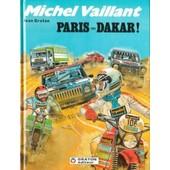 Michel Vaillant 41 Paris-Dakar de jean graton