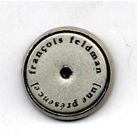 Pin's François Feldman - Une Présence