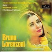 J'avais Oubli� Que Les Roses Sont Roses (Adamo) - Bruno Lorenzoni