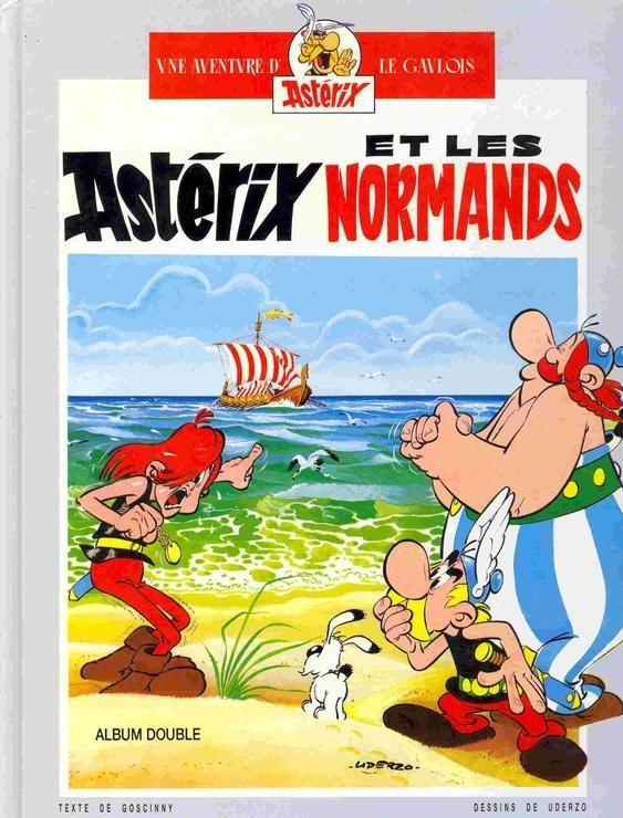 Astérix et les Normands-Astérix Légionnaire