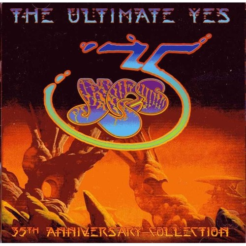 Ultimate Yes Collection - 35th Anniversary