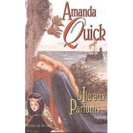L'île Aux Parfums - Amanda Quick