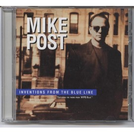 INVENTIONS FROM THE BLUE LINE POST,MIKE