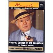 Maigret - Jean Richard - Dvd N� 21 de Claude Barma
