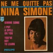 Ne Me Quitte Pas (Jacques Brel, Charles Aznavour) - Nina Simone