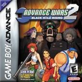 Advance Wars 2: Black Hole Rising - Ensemble Complet - Game Boy Advance - Allemand