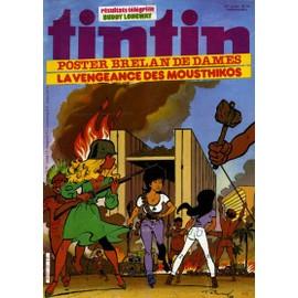 Nouveau Journal De Tintin N� 347 : La Vengeance Des Mousthikos