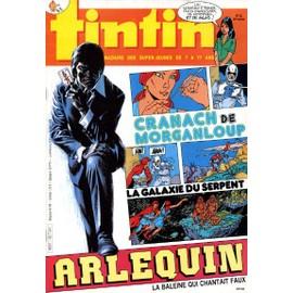 Nouveau Journal De Tintin N� 455 : Arlequin, Cranach De Morganlup