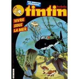 Nouveau Journal De Tintin N� 336 : Vivre Sous La Mer
