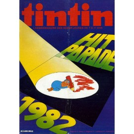 Nouveau Journal De Tintin N� 349 : Hit Parade 82