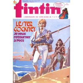 Nouveau Journal De Tintin N� 442 : Lester Cockney