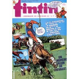 Nouveau Journal De Tintin N� 451 : Un Num�ro Plein De Chevaux, Le Grand Steeple De Liverpool