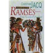 Ramses - T 5, Sous L' Acacia D' Occident de christian jacq