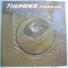 Stand up / Interview - picture disc + poster geant