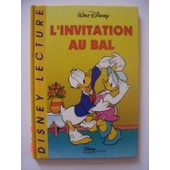 L'invitation Au Bal de Disney