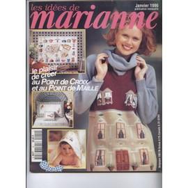 Les Id�es De Marianne N� 14 : Le Plaisir De Cr�er