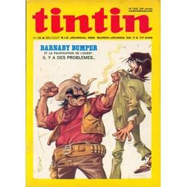 Le Journal Tintin De 1972 N� 1243
