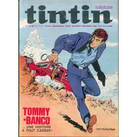 Le Journal Tintin De 1972 N� 1244