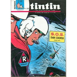 Le Journal Tintin De 1968 N� 1034