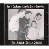 The Million Dollar Quartet - Elvis Presley, Carl Perkins, Jerry Lee Lewis, Johnny Cash