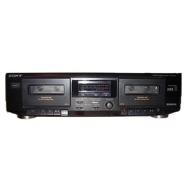 Sony TC-WE305 - Platine Double Cassette, occasion