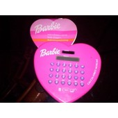 Calculatrice Musical Barbie
