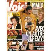Voici N� 959 : Maud (Star Academy), Madonna, Manu Katch� (Interview), James Blunt, Samuel Benchetrit, Bhl, Vivienne Westwood, Sofia Coppola, Guy Carlier