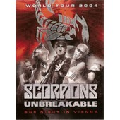 Scorpions - Unbreakable, One Night In Vienna