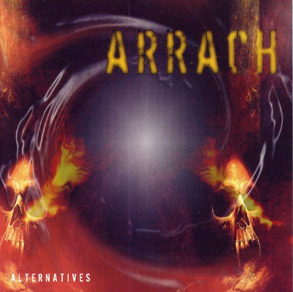 Arrach Alternatives Cd 10 Titres