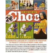Choc N� 55 : Jennifer Love Hewitt, Zinedine Zidane, Rachel Hunter, George Bush, Pamela Anderson, Lionel Jospin, Matthew Mcconaughey