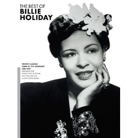 Billie Holiday Songbook Piano, Vocal & Guitar (with Chord Boxes)