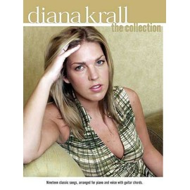 Diana Krall : The Collection Piano, Vocal & Guitar (with Chord Boxes) Volume 1