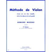 M�thode De Violon Violon Volume 4 : 2e, 4e Et 5e Positions