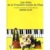 Les Joies De La Premi�re Ann�e De Piano Piano