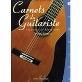 Carnets Du Guitariste Guitare Volume 1 - Nouvelle �dition