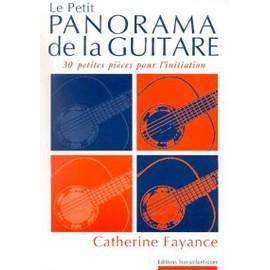 Le Petit Panorama de la Guitare Guitare