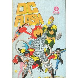 Dc Flash N� 14 : Firestorm En Danger