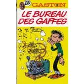 Gaston - Le Bureau Des Gaffes En Gros de Andr� Franquin
