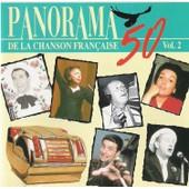 Panorama De La Chanson Fran�aise 50 Vol. 2 - Mariano Luis - Trenet Charles - Lasso Gloria