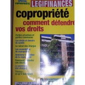 Legifinances N� 8 : Copropri�t�