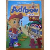 Adibou Anglais 4 - 8 Ans