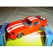 Dodge Viper Gts Coup� Rouge (Chrysler) - 1/43�me - Burago