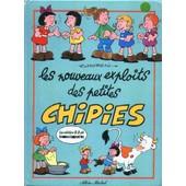 Les Petites Chipies Tome 3 - Les Nouveaux Exploits Des Petites Chipies de Romoreau