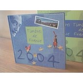 Timbres De France 2004