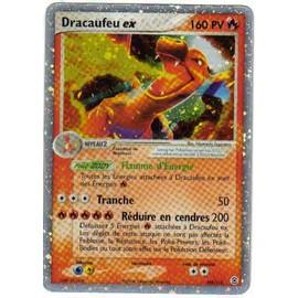 Dracaufeu Ex Rf/Vf 105/112 Holographique