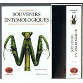 Souvenirs Entomologiques Coffret Deux Volumes de Jean-Henri Fabre