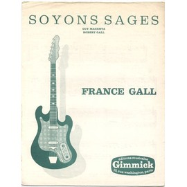 Soyons sages (1964) France gall